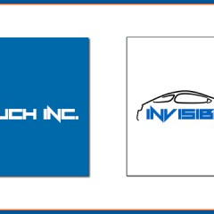 Invisible Touch Inc. logo design